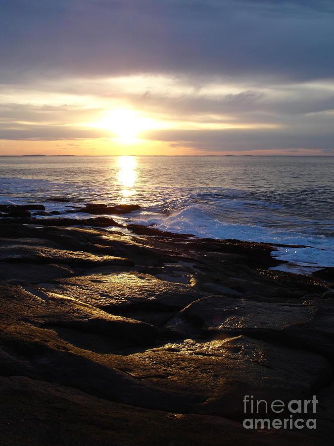 Landscape Photograph - Ipswich Bay Delight by Chad Natti
