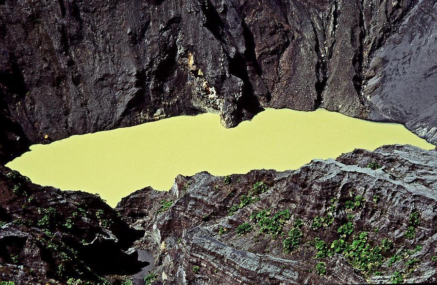 Irazu Volcano - Costa Rica by Juergen Weiss
