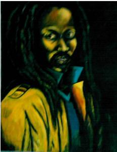 Ireal  Painting by Andrew Johnson