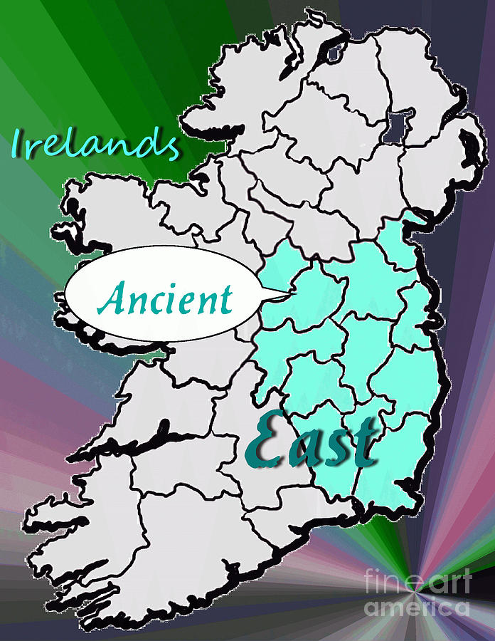 NOW TOUR IRELANDS ANCIENT EAST by Val Byrne