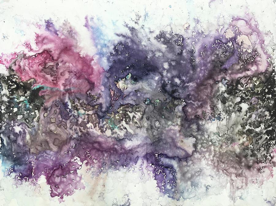 Iris by Linda Cranston