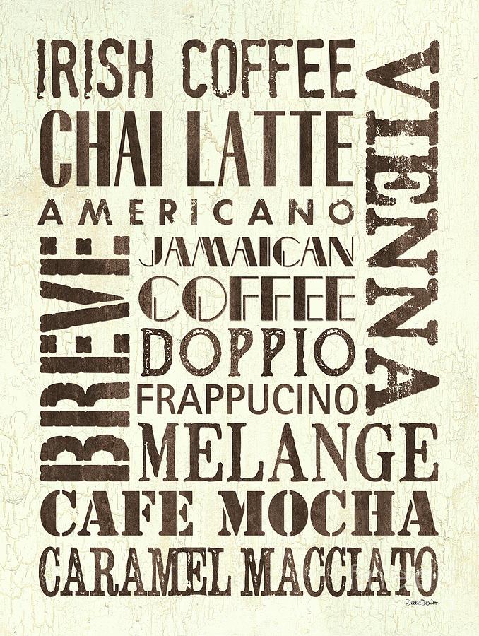 Irish Coffee Painting