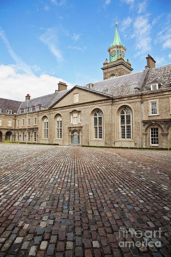 Royal Hospital Kilmainham Photograph - Irish Museum Of Modern Art by Gabriela Insuratelu
