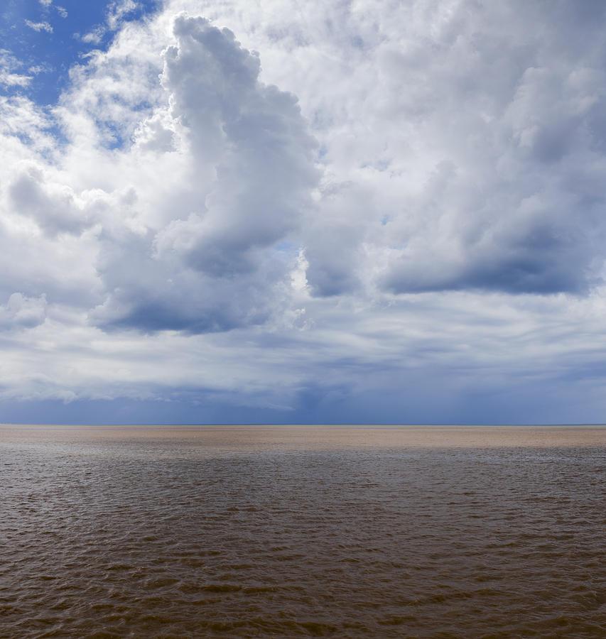 Irish Sea Photograph - Irish Sea by Gillian Dernie