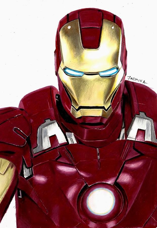 Iron Man Home Decor
