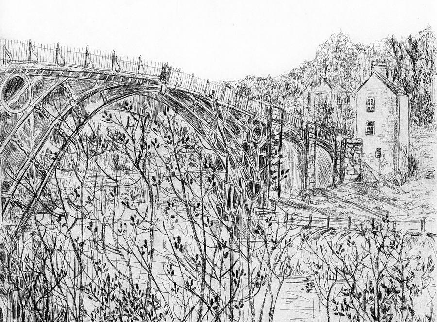 Ironbridge by Wendy Le Ber
