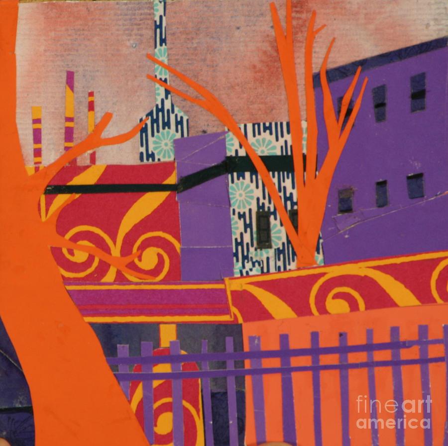Boston Mixed Media - Isabellas Garden by Debra Bretton Robinson