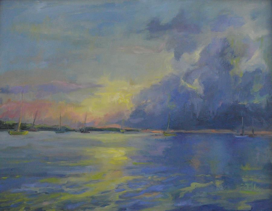 Isla Morada Skies by Patricia Maguire