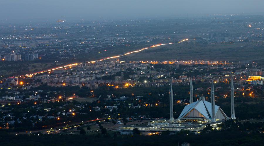 Islamabad City by Mina Fouad