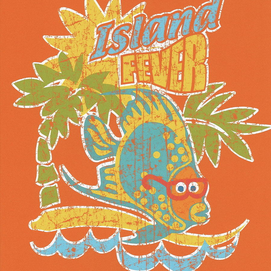 Island Fever by Mary Maguire