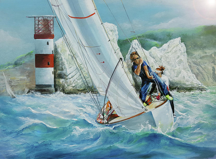 Island Race by Penny Golledge