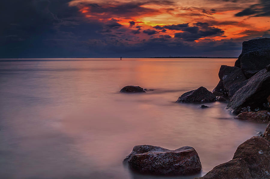 Beach Photograph - Island Retreat by Todd Rogers