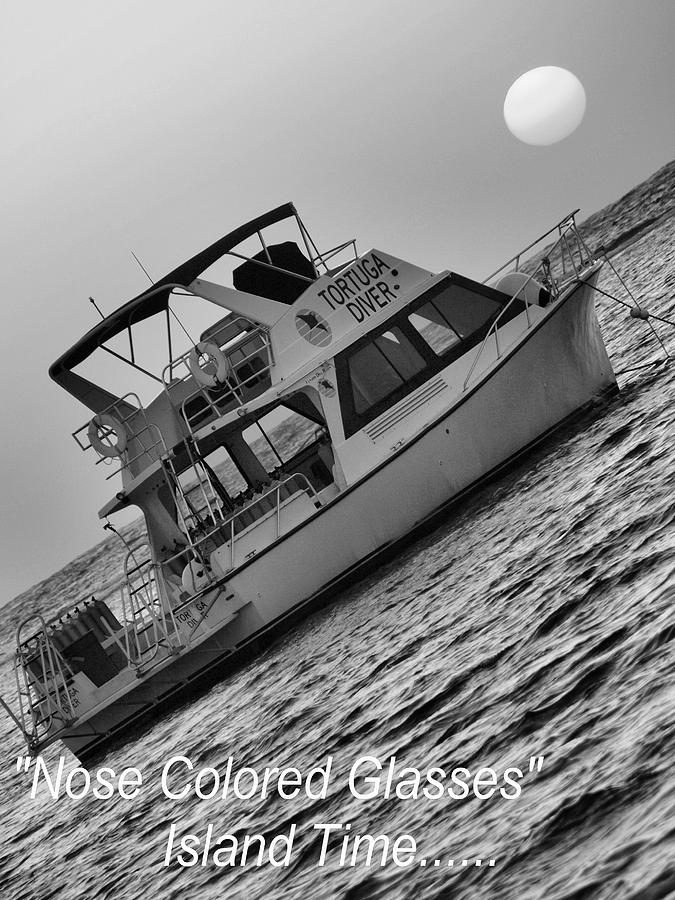 Diving Photograph - Island Time by Randall Slinkard