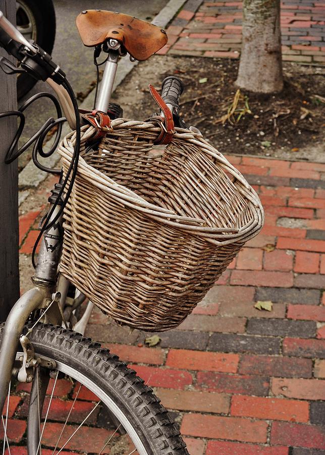 Bike Photograph - Island Transportation 008 by JAMART Photography