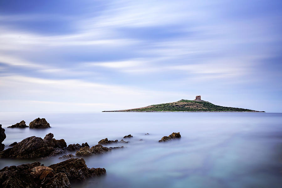 Isola Delle Femmine by Ian Good