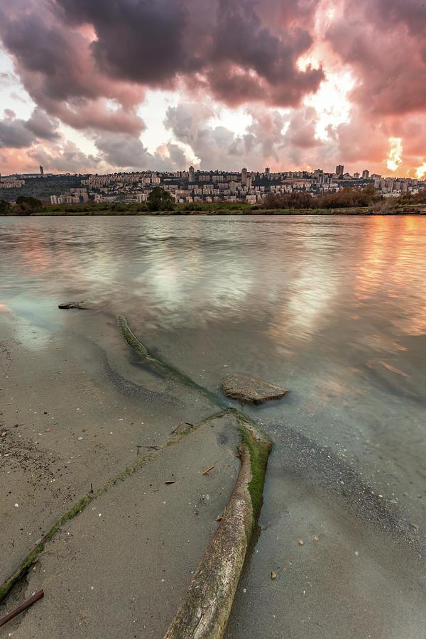 Haifa Photograph - Israel Coast by Yatir Nitzany