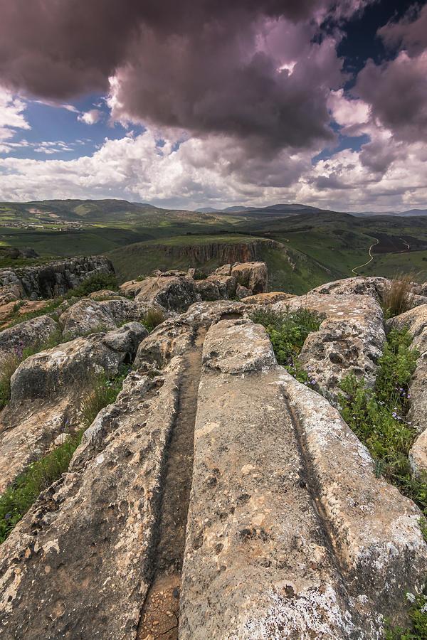 Israel Landscape Photograph by Yatir Nitzany