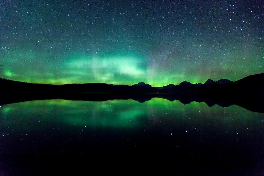 ISS Aurora by Aaron Aldrich