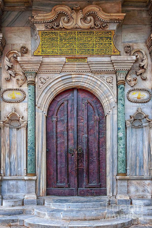 Hali Photograph - Istanbul Hali Muzesi Museum Doors by Antony McAulay & Istanbul Hali Muzesi Museum Doors Photograph by Antony McAulay