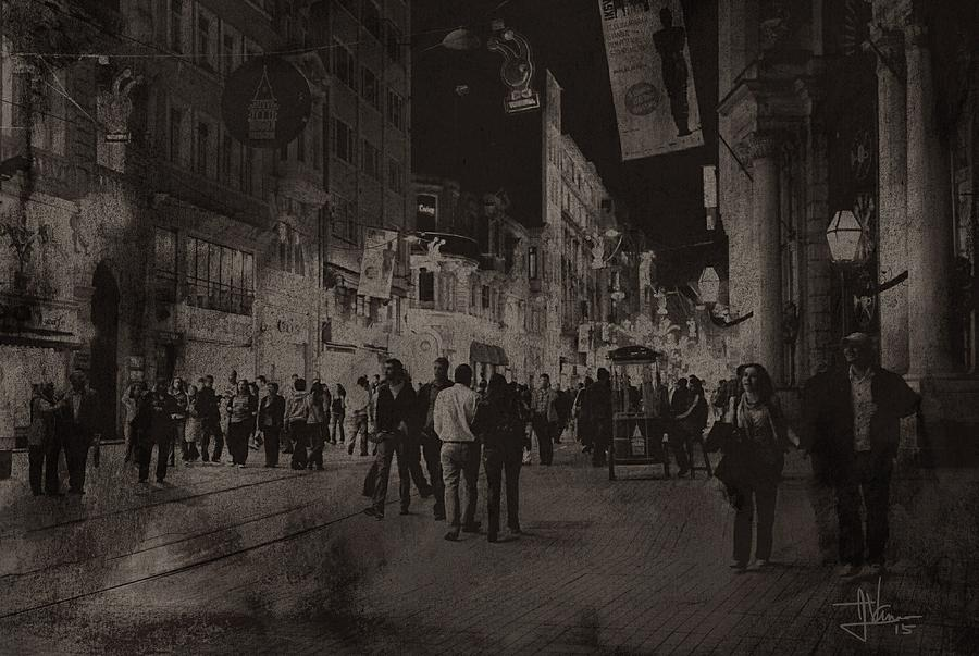 City Photograph - Istanbul by Jim Vance