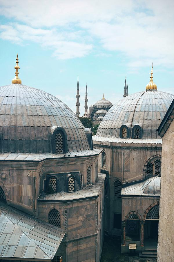 Istanbul Mosque Photograph by Daniel Burka