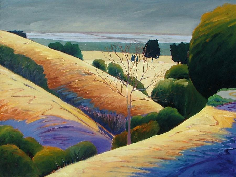 Landscape Painting - It by Gary Coleman