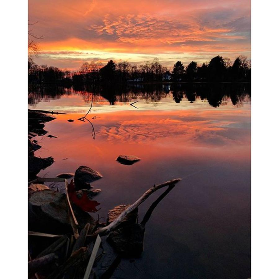 Sunset Photograph - It Gets Better All The Time. #sunset by Craig Szymanski