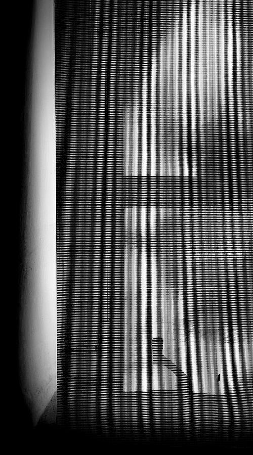 Window Photograph - It Is As It Was by Skip Hunt