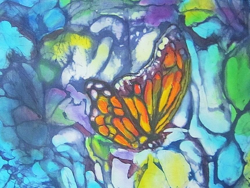 It is Spring by Jennifer Raby