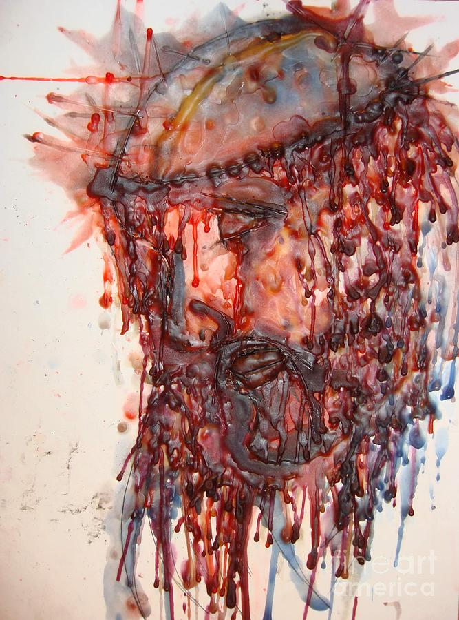 Jesus Painting - it Was Done For YOU by Ardith SHOLD