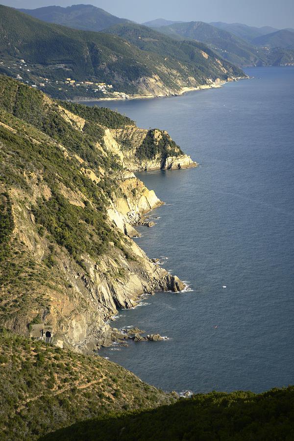 Italian Coast Photograph - Italian Coast by Andrea Gabrieli