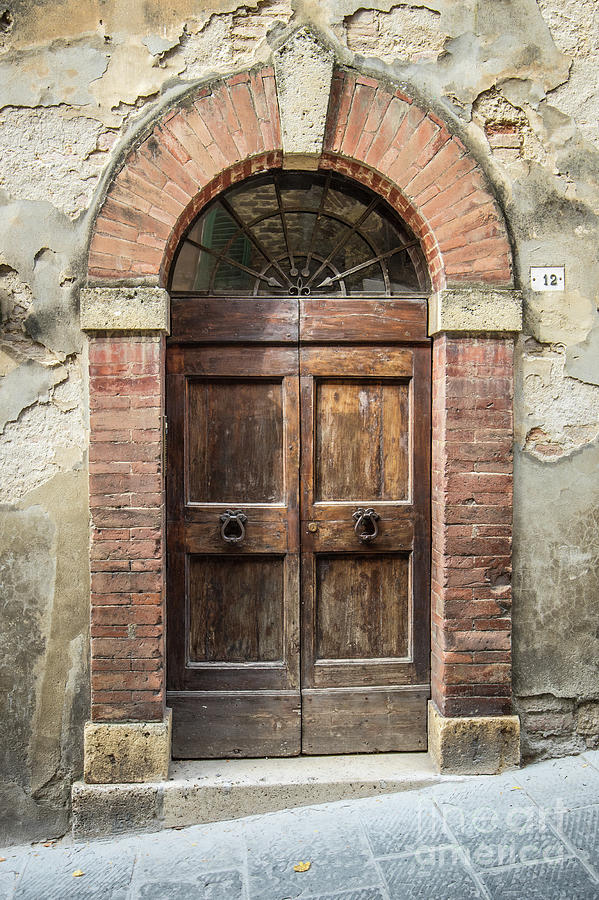 Italian Door #10 by Jennifer Ludlum
