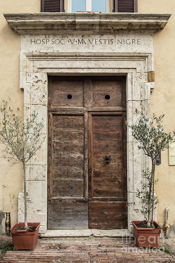 Italian Door #12 by Jennifer Ludlum