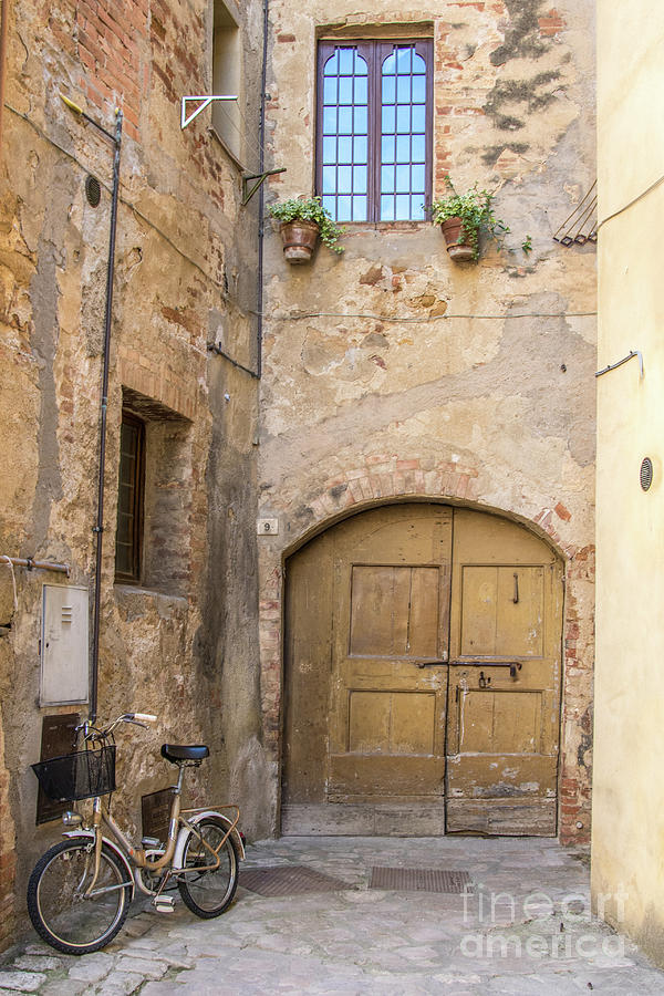 Italian Door #5 by Jennifer Ludlum