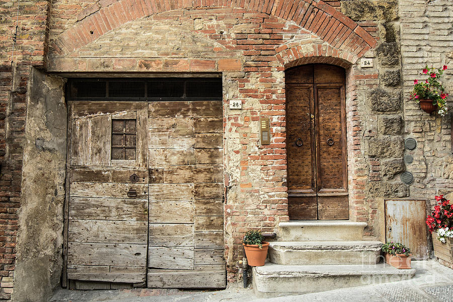 Italian Door #9 by Jennifer Ludlum