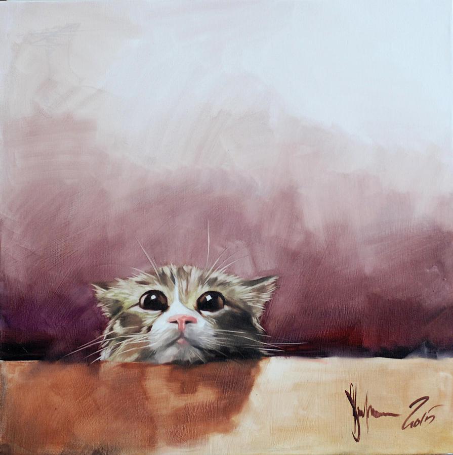 Sentimental Painting - Its Me... by Igor Shulman