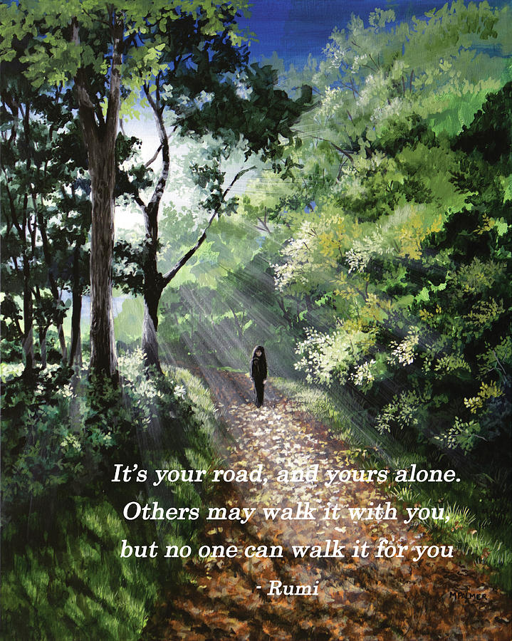It's Your Road by Mary Palmer