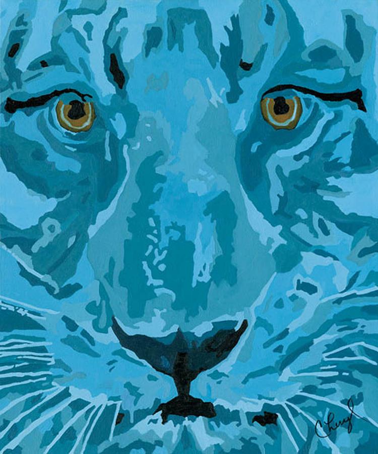 I've Got The Blues by Cheryl Bowman