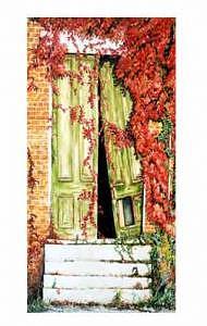 Landscape Painting - Ivy League by Kris Killman