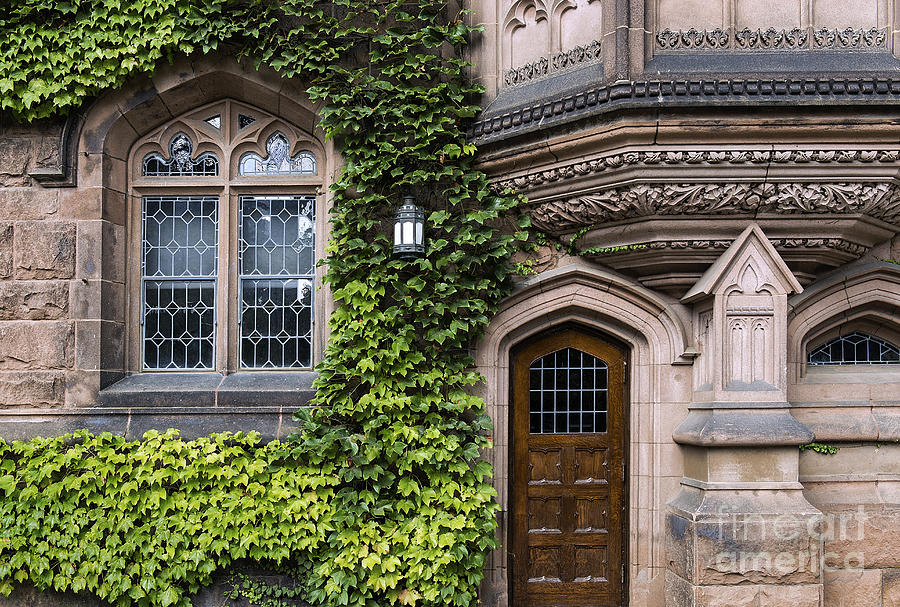 Ivy League Photograph - Ivy League Princeton by John Greim