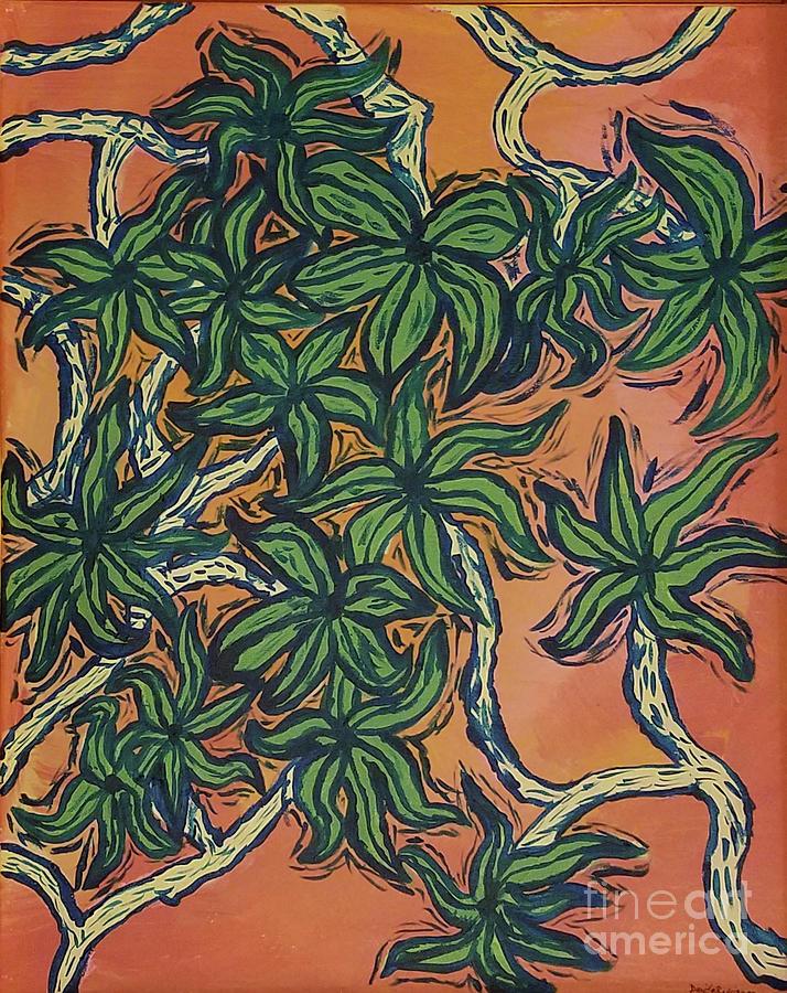 Ivy Vine by David Rodriguez