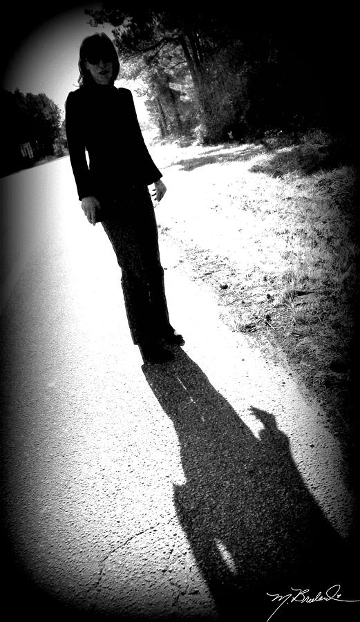 Shadows Photograph - Jaci by Melissa Wyatt
