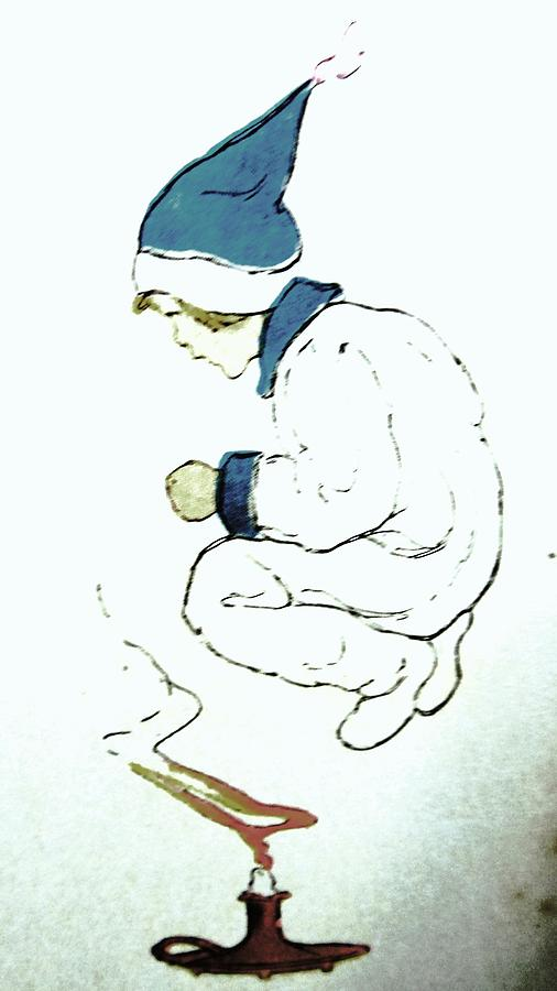 Prince Drawing - Jack Be Nimble  by Lord Frederick Lyle Morris - Disabled Veteran