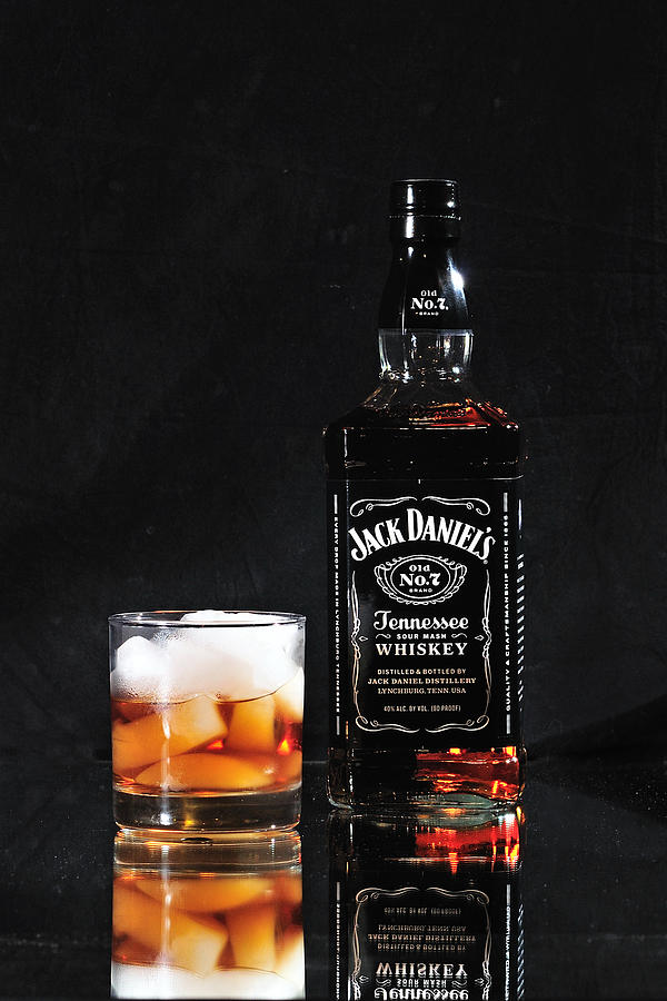 Jack Daniels Old No 7 Photograph By John Kiss
