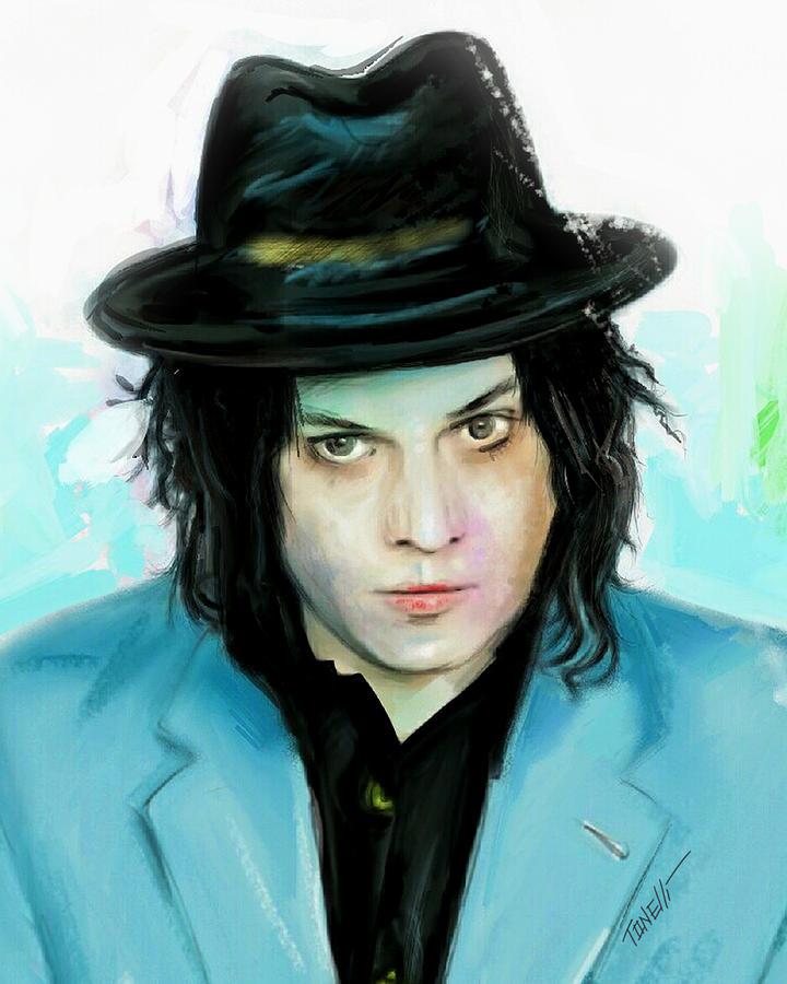 Jack White Painting