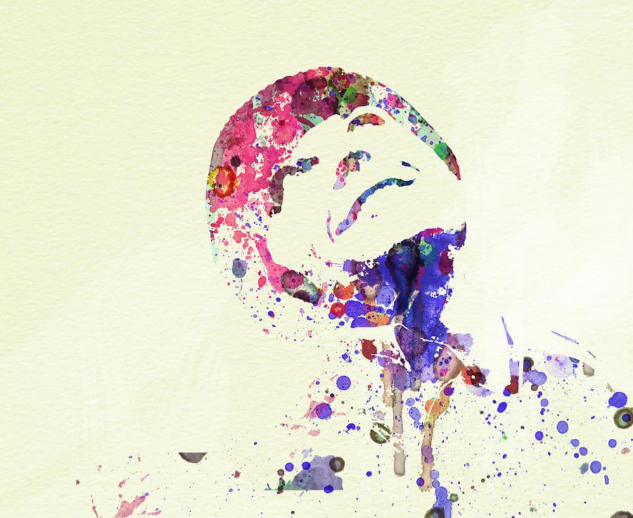 Painting - Jack Nicholson by Naxart Studio