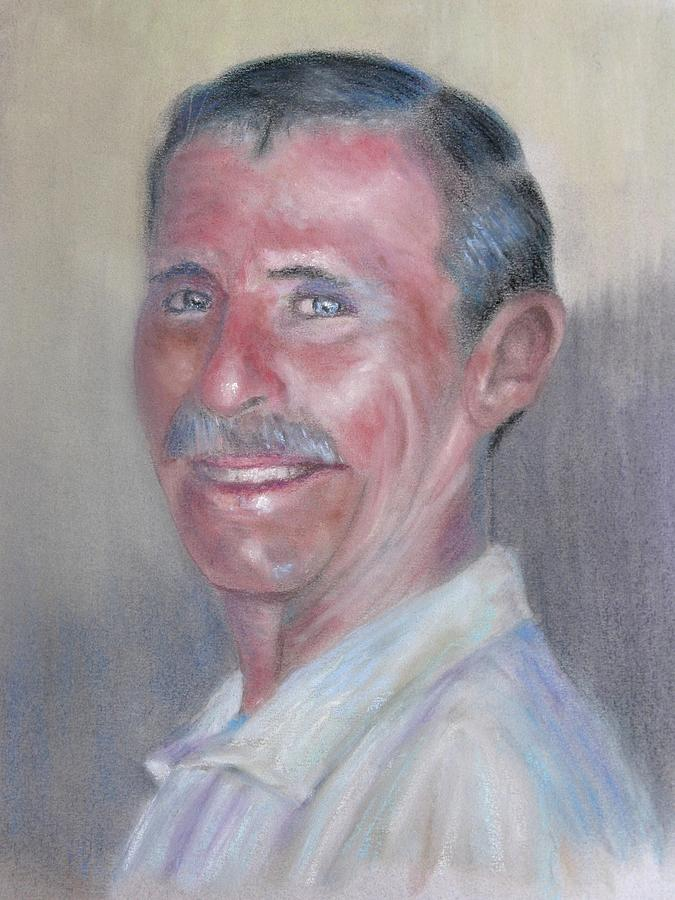 Portrait Painting - Jack by Shirley Leswick