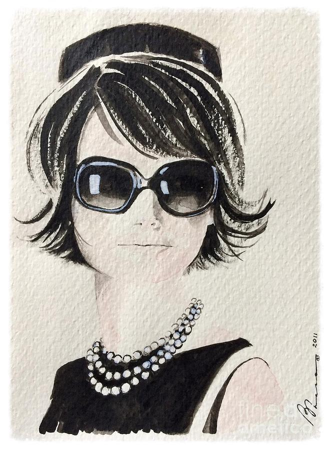 Jackie  by Barbara Chase