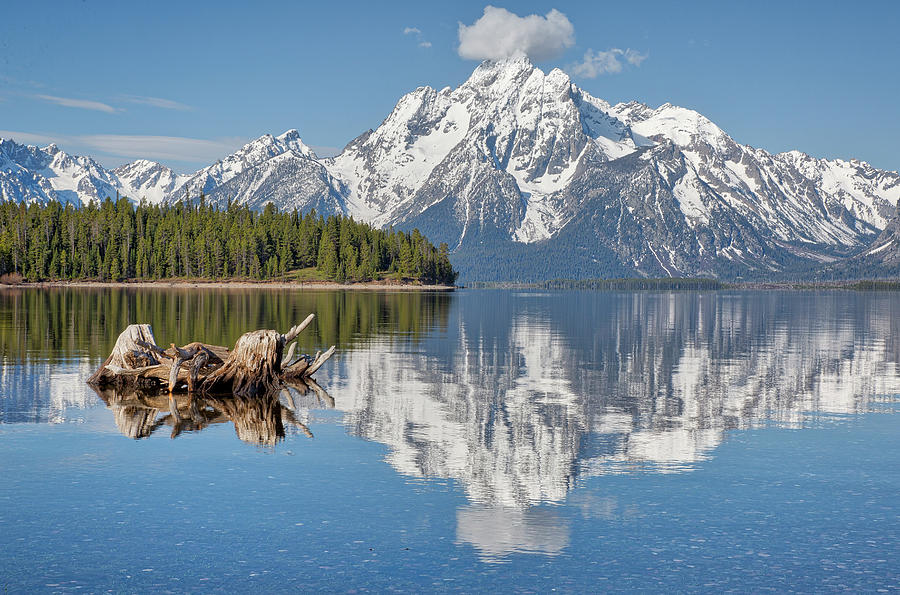 Jackson Lake, GTNP by Joe Paul