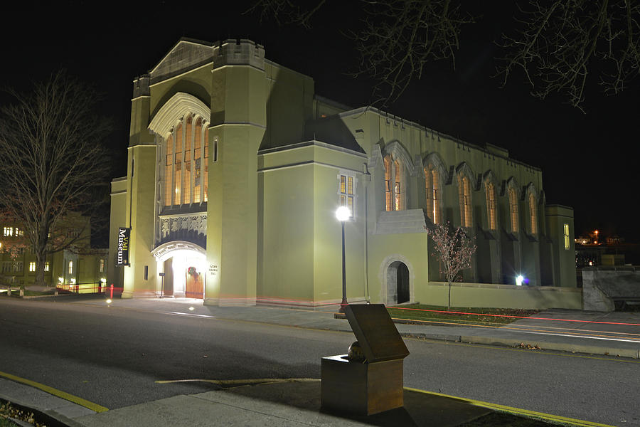 Jackson Memorial Hall by Don Mercer